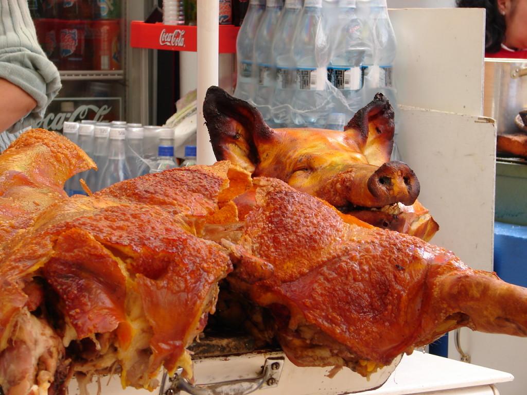 Kuchnia i ludzie w Ekwadorze