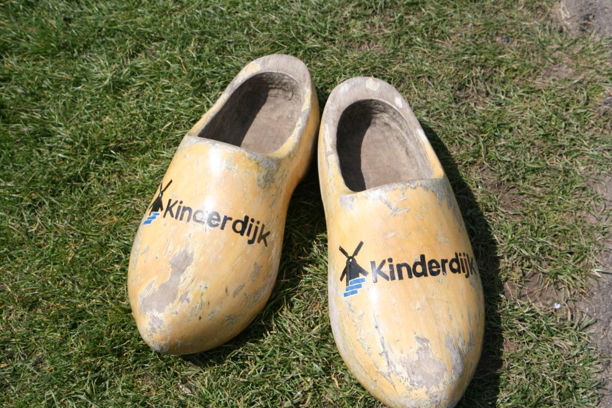 Kinderdijk - najpiękniejsze wiatraki w Holandii