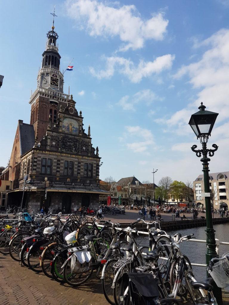 urlop w Holandii