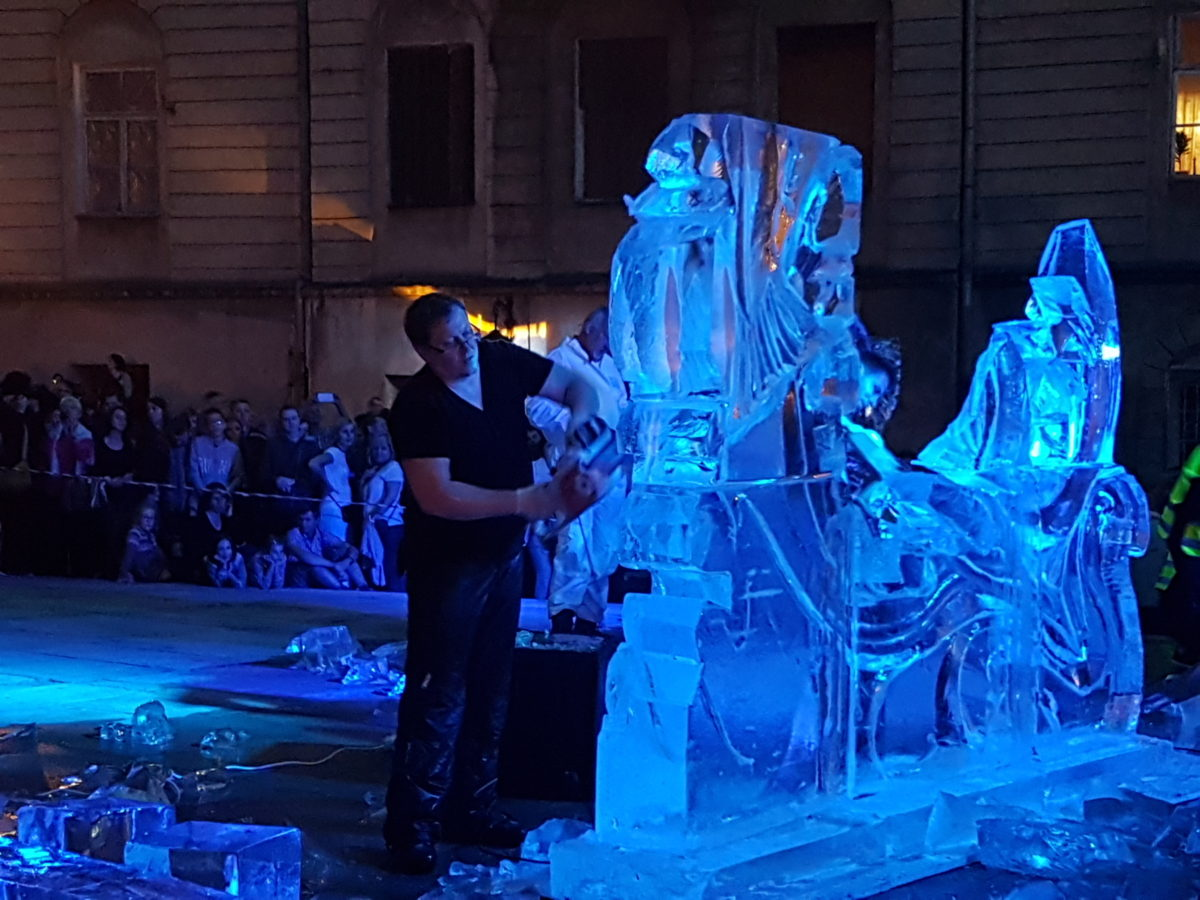noc kultury Lublin 2016
