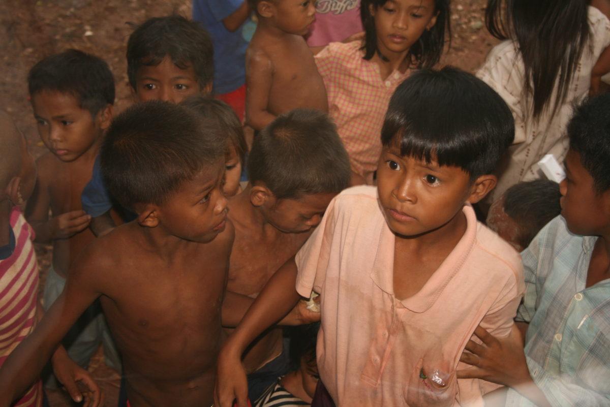 dzieci na świecie