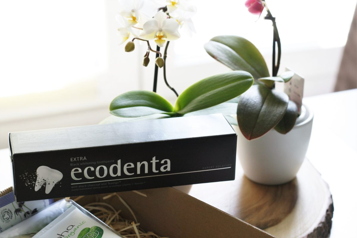 ecodenta pasta do zębów