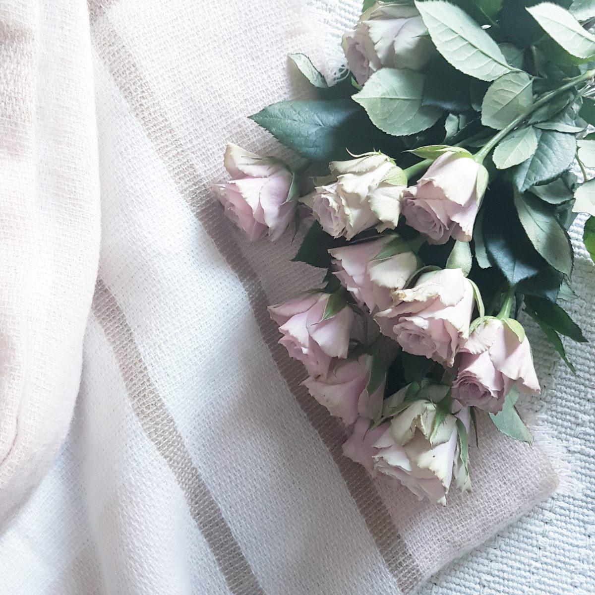 trwałość ciętych róż