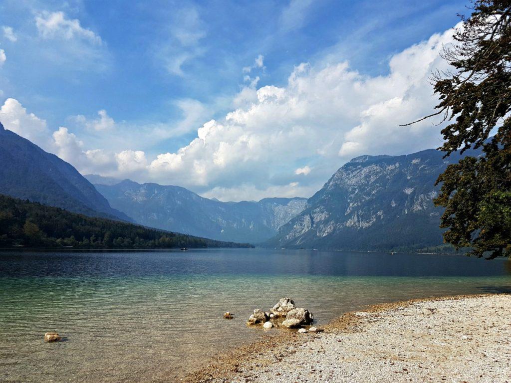 jezioro Bohinj i okolice