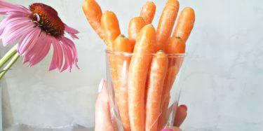 marchewka na zdrowie i urodę