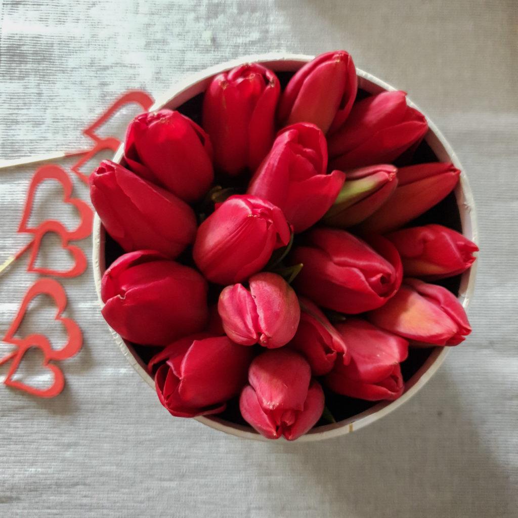 Walentynkowy Flower Box Miscatalinapl Blog